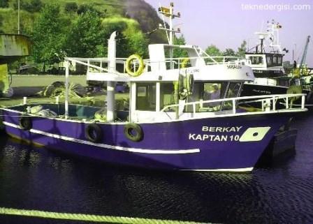 Bandırma Balıkçı Teknesi