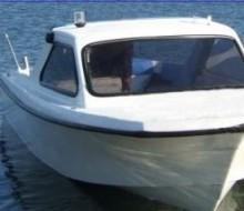 Bodrum'da Mursan 4,90 Satılık Fiber Tekne