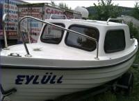 Zonguldak'ta Satılık Fiber Tekne