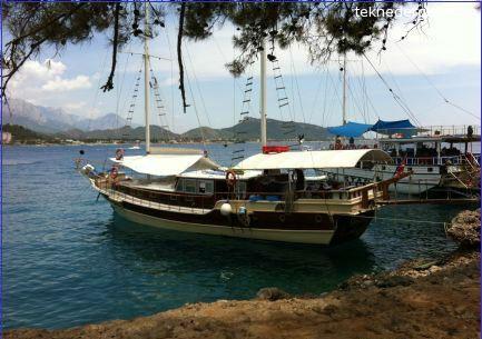 Antalya Satılık Gulet