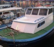 10 Metre Ahşap Tekne