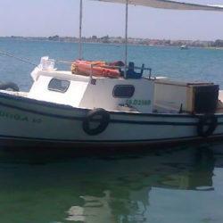 Akayda Satılık Tekne