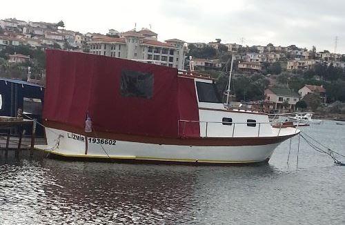 Ildırıda Kiralık Tekne