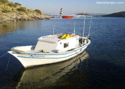 Bodrumda Satılık Balıkçı