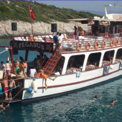 Çeşme Gezi Teknesi