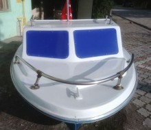 Samsun'da Fiber Tekne