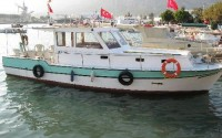 Antalya'da 2001 Model Denizci Tekne