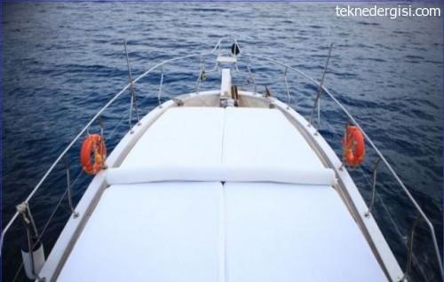 İkinci El Dalış Teknesi