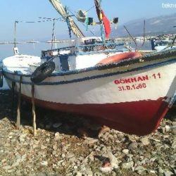 Hatayda Satılık Tekne