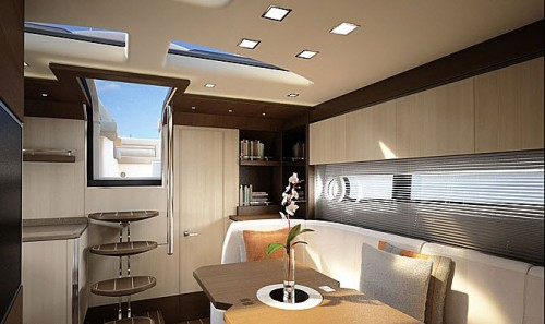 Sunseeker Portofino 40 Salon