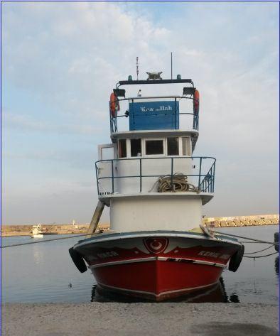 Acil Satılık Balıkçı Teknesi