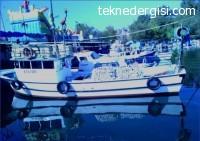 Zonguldak'ta Balıkçı Teknesi