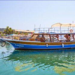 İkini El Gezi Teknesi