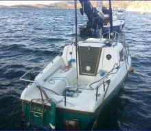 İzmirde Satılık TINY 17 Yelkenli Tekne