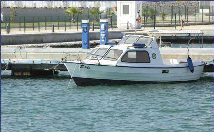 Mersinde Fiber Tekne