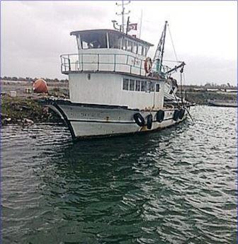 Satılık Trol Balıkçı Teknesi