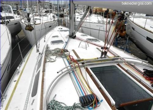 Full Donanımlı Tekne
