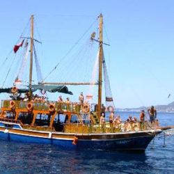 Alnaya Gezi Teknesi