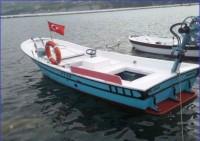 Sıfır Ayarında Balıkçı Teknesi