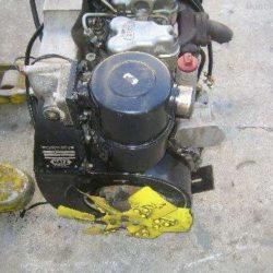 Hatz 20 Hp Tekne Motoru