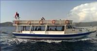 Marmaris'te 52 Kişilik Gezi Teknesi