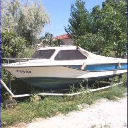 Yarım Kamaralı Tekne
