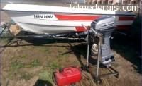 Adana'da Satılık Fiber Tekne ve Motor