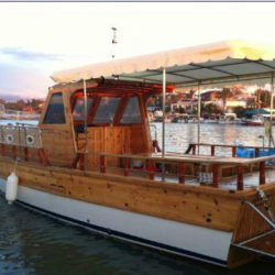 satılık gezi teknesi