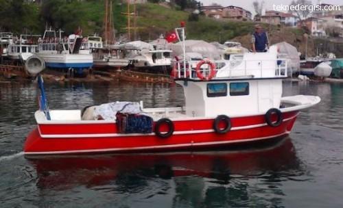 Rumeli Hisarında Tekne
