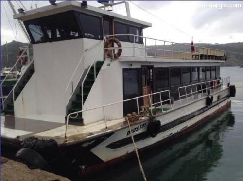 Satılık Yolcu Gemisi
