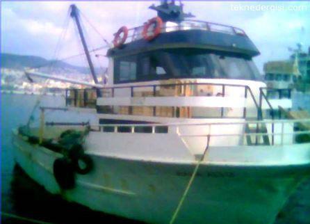 Satılık Trol Teknesi