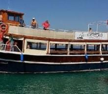 Didimde Satılık Gezi Teknesi