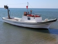 6.80 m aynakıç balıkçı teknesi