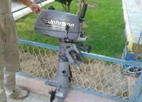 Johnson 5 Hp Motor