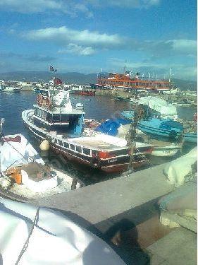 Balıkesirde Satılık Tekne