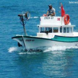 Kestane Balıkçı Teknesi