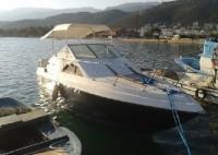 Edremit'te Satılık Sürat Teknesi