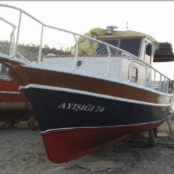 Kurucaşile Yapımı Tekne