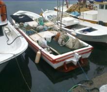 Aynakıç Balıkçı Teknesi