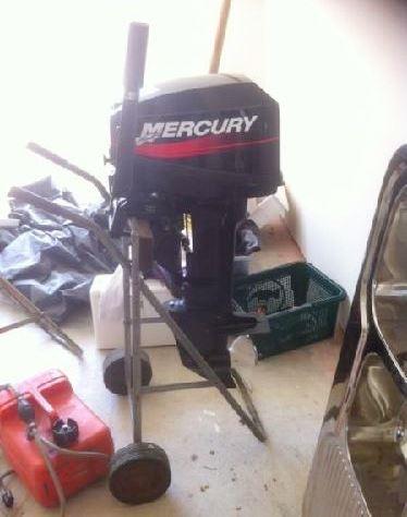 Mercury Dıştan Takma Motor