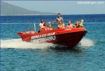Satılık Paraşüt Teknesi