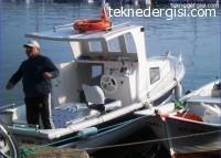 Kamaralı Fiber Tekne – Samsun