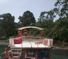Fethiyede Satılık Gezi Teknesi