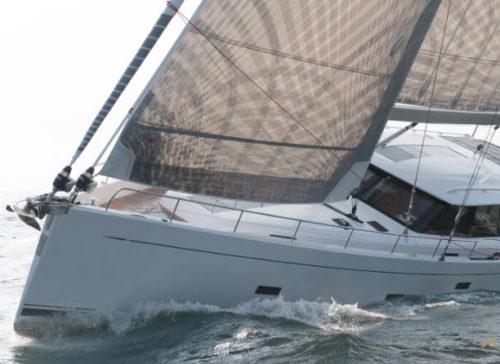 Moody 54 DS Tekne