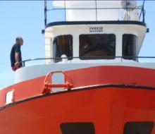 Satılık Hizmet Teknesi