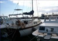 İzmir'de Bakımlı 9 Metre Yelkenli