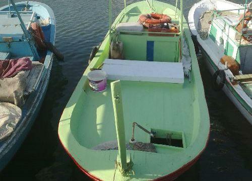 Adana Balıkçı Teknesi