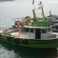 Balıkçı Teknesi Fatsa