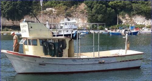9,20 Satılık Tekne