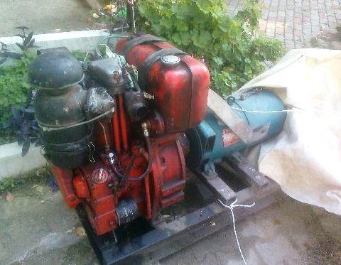 16 Hp Pancar Motor